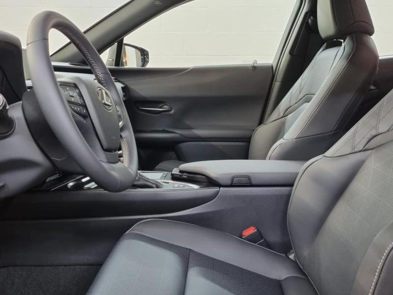 Demo Lexus Ux Crossover 2.0L HEV E-CVT 2WD Business Li 1H9 - Mercury Grey 10