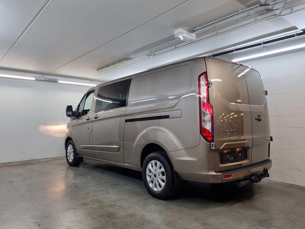 Occasie Ford Transit custom 320L Multi use: bestelwagen met dubbele cabine L2 Limited M6 7