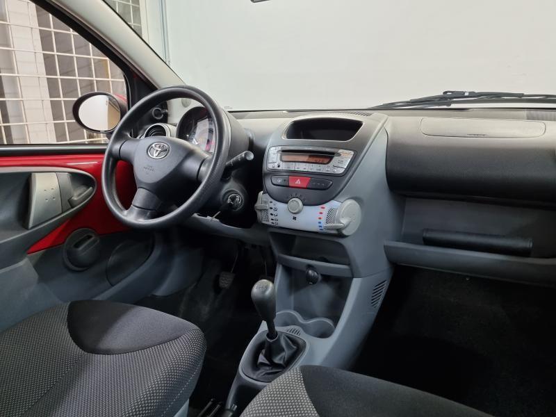 Occasie Toyota Aygo 3 D. 1,0 VVTI 5MT 9