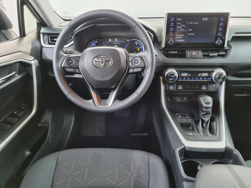 Occasie Toyota Rav4 2,5 VVTI HYBRIDE 3