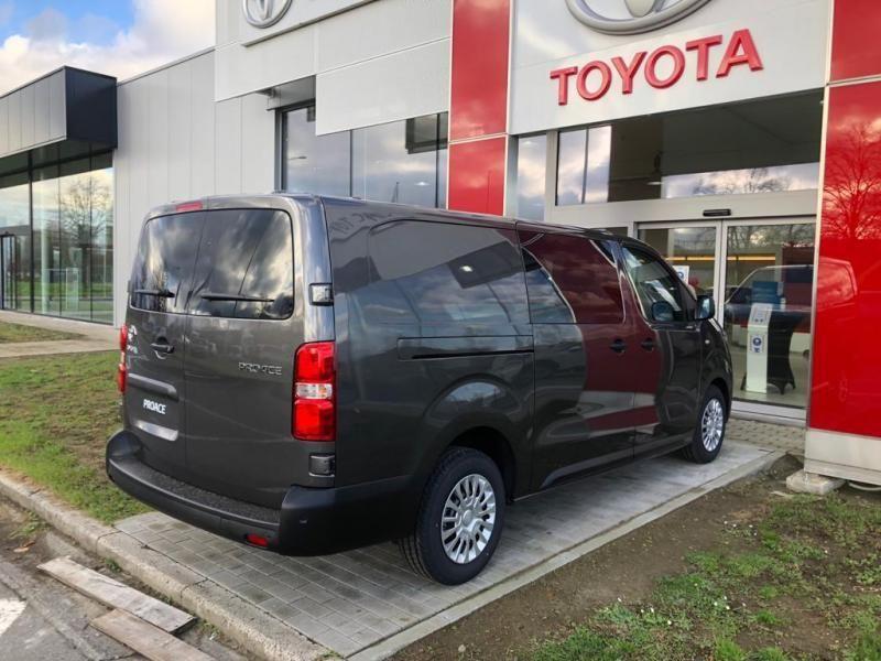 Nieuw Toyota Proace Double Cab LONG 2.0L Diesel 120hp AT Com EVL - DARK GRAY METALLIC 2