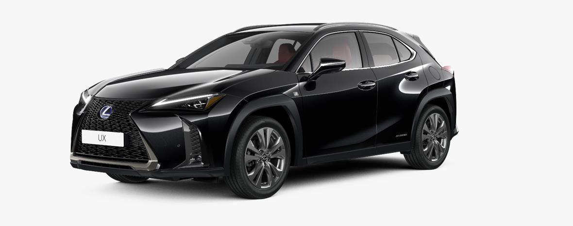 Demo Lexus Ux Crossover 2.0L HEV E-CVT 2WD Explore Lin 223 - GRAPHITE BLACK 1