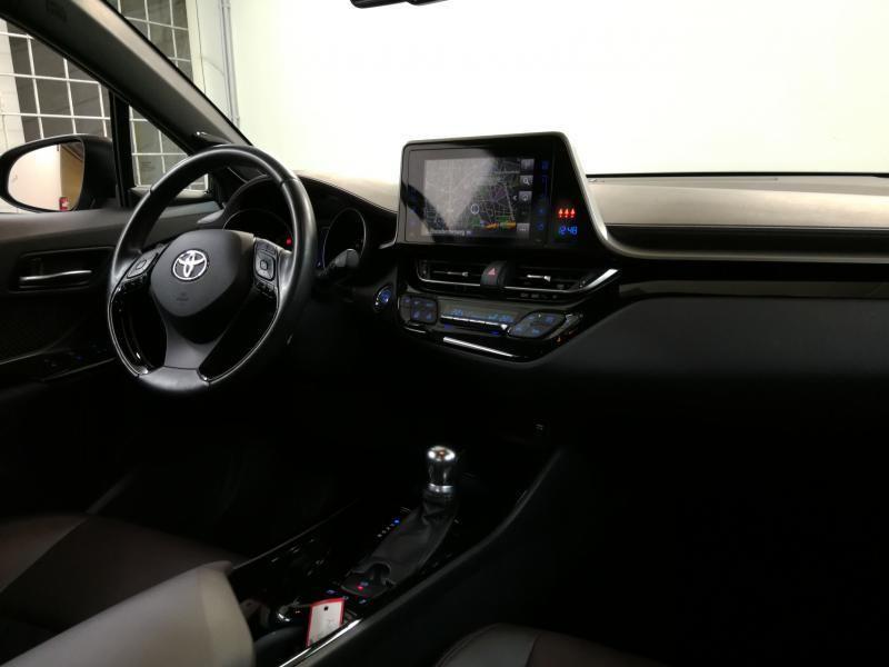 Occasie Toyota Chr TOYOTA C-HR - 5 doors - 1.8 CVT HSD TC - C-BUSINES 11