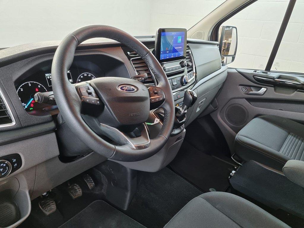 Occasie Ford Transit custom 320L Multi use: bestelwagen met dubbele cabine L2 Limited M6 4