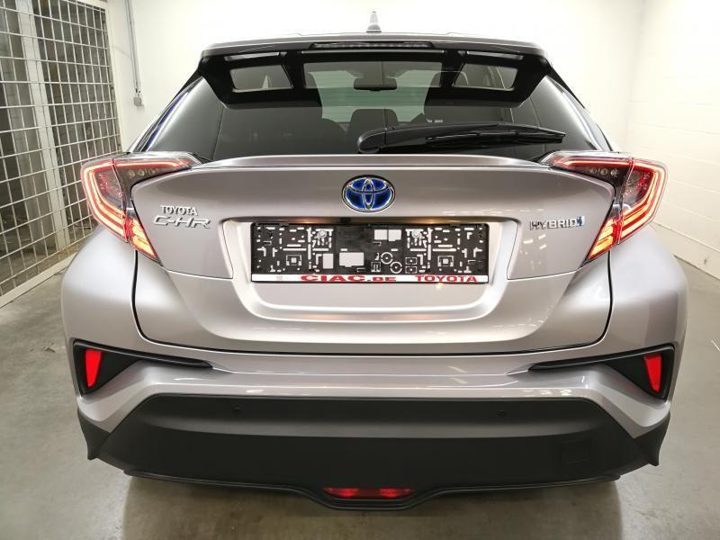 Occasie Toyota Toyota c-hr 5 d. 1.8 CVT HSD TC C-HIC LHD 1K0 - METAL STREAM 8