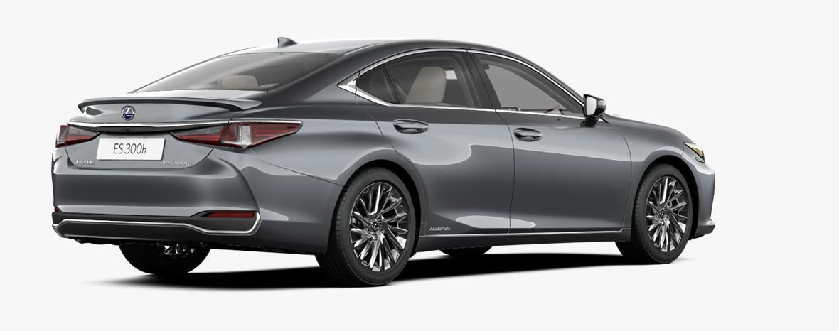 Demo Lexus Es Sedan 2.5 TNGA HV CVT Executive Line LHD 1H9 - Mercury Grey 3