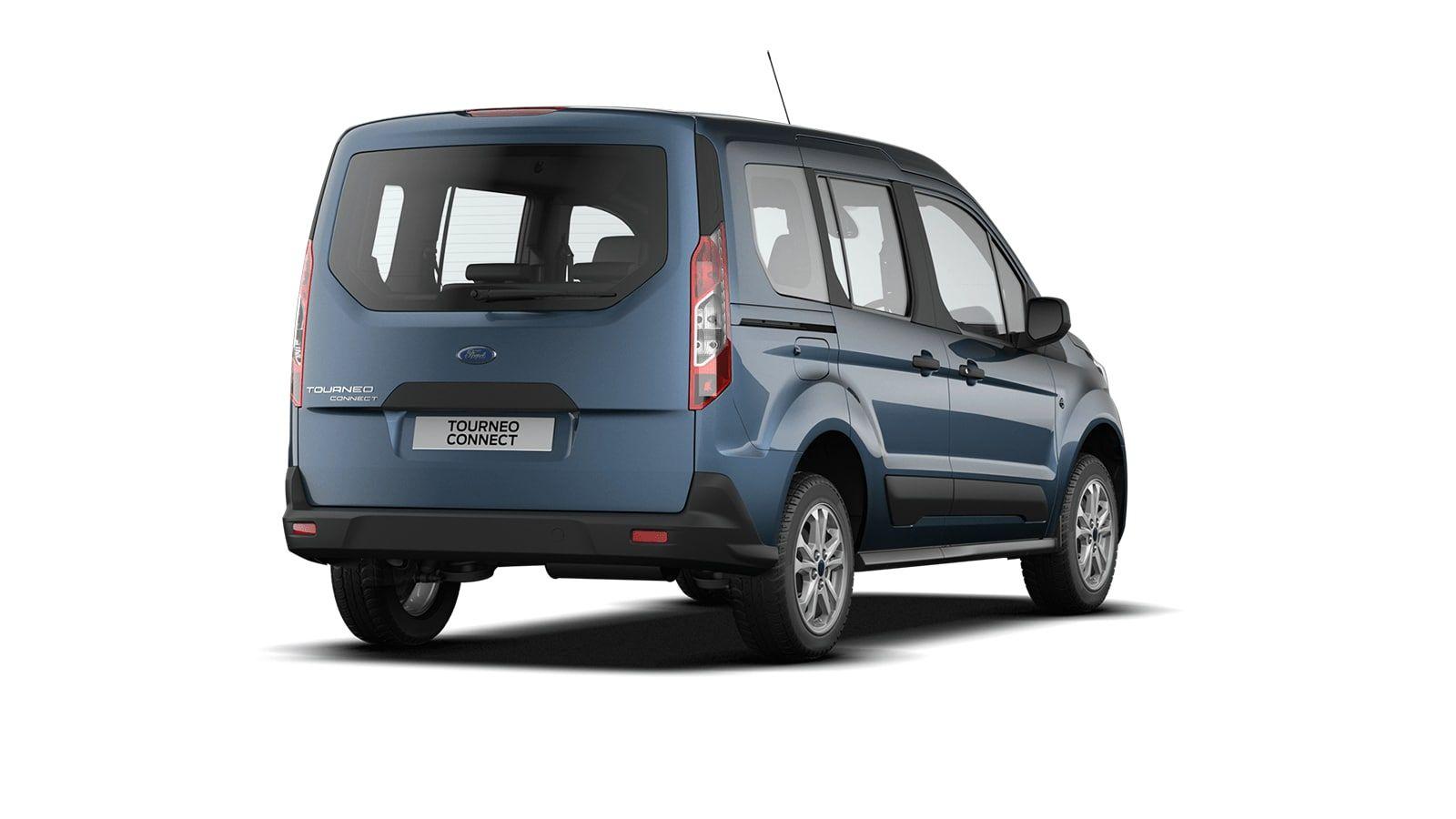 "Nieuw Ford Tourneo connect v408 Tourneo - Trend - 1.5 Duratorq TDCi 120ps / 88kW (270Nm) A8 US5 - Niet-metaalkleur ""Frozen White"" 3"