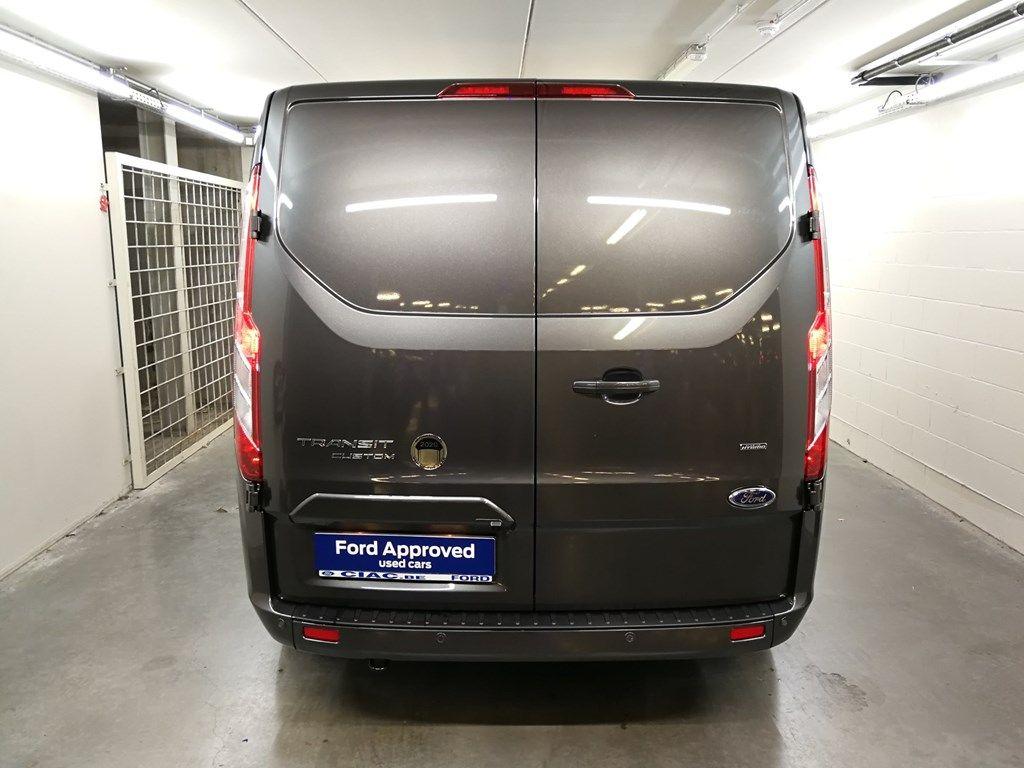 Demo Ford Transit custom 340S  Bestelw L1 lim 92/125pHEV BYQ - Metaalkleur: Magnetic 9
