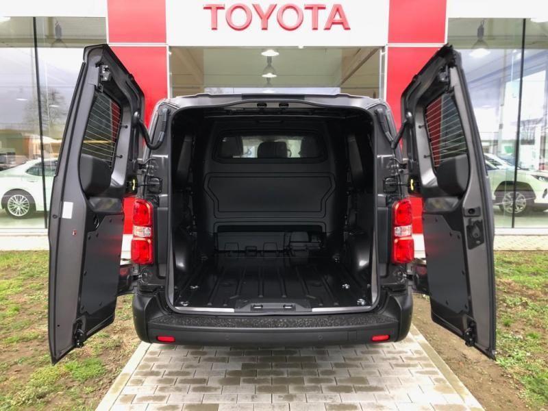 Nieuw Toyota Proace Double Cab LONG 2.0L Diesel 120hp AT Com EVL - DARK GRAY METALLIC 12