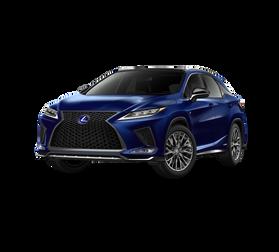 Nieuw Lexus Rx SUV MWB 450h AWD E-CVT Black Line LHD 8X5 - Deep Blue
