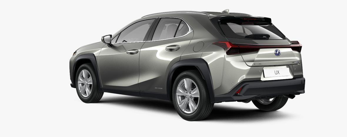 Demo Lexus Ux Crossover 2.0L HEV E-CVT 2WD Business Li 1J7 - Sonic Titanium 2