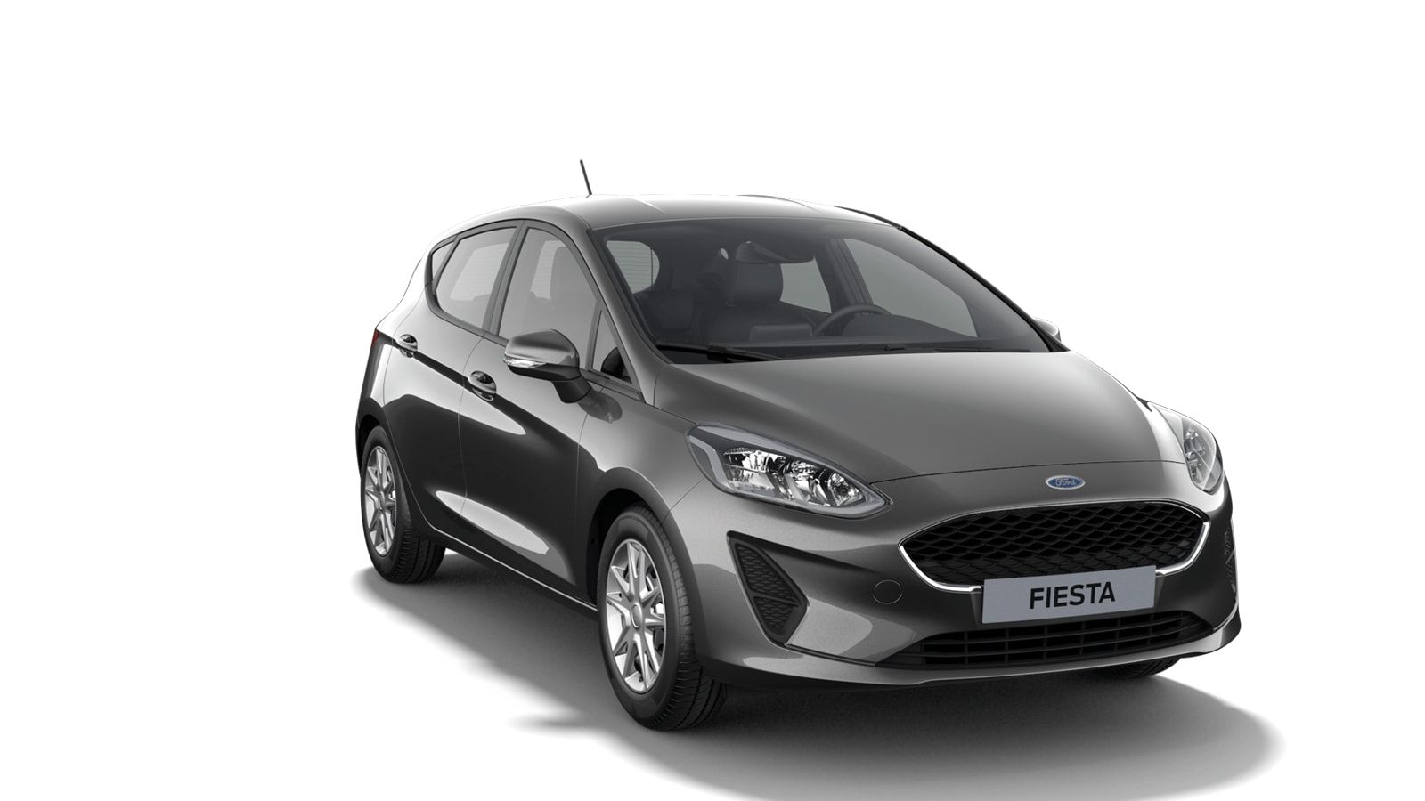Nieuw Ford Fiesta van b479 Trend 1.1 Ti-VCT 75pk/ch (63KW) M5 Euro 6d A5B - Magnetic 4