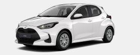 New Toyota Yaris 5 d. 1.5 Hybrid e-CVT Dynamic LHD 040 - SUPER WHITE II