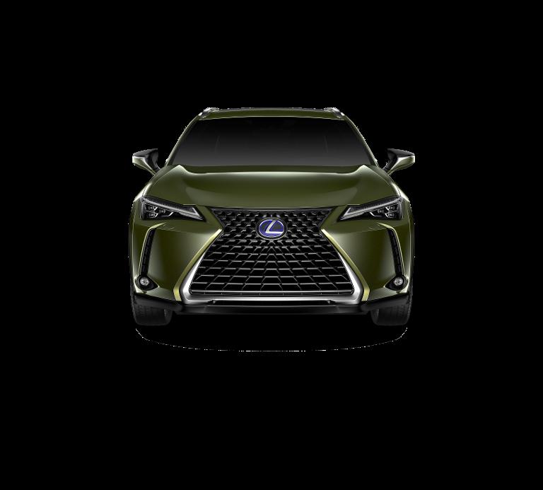 Nieuw Lexus Ux Crossover 2.0L HEV E-CVT 2WD Executive L 6X4 - Terrane Khaki 4