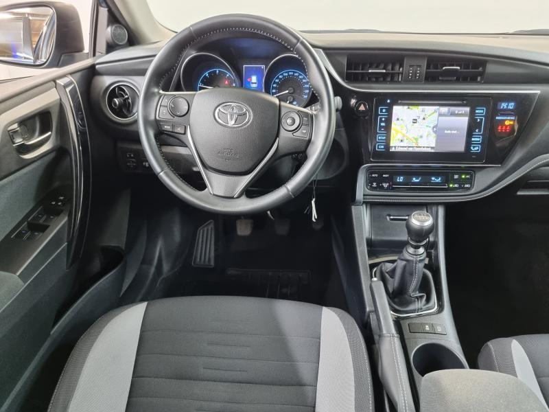 Occasie Toyota Auris Touring Sports 1.6 Diesel MT Comfort LHD 8U6 - DENIM BLUE METALLIC (8U6) 3