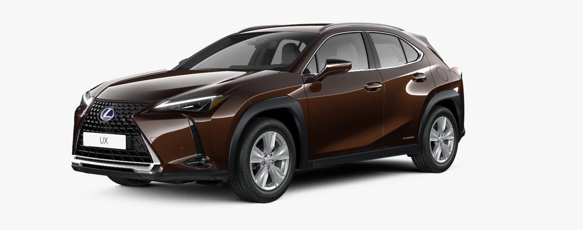 Demo Lexus Ux Crossover 2.0L HEV E-CVT 2WD Business Li 4X2 - Amber 1