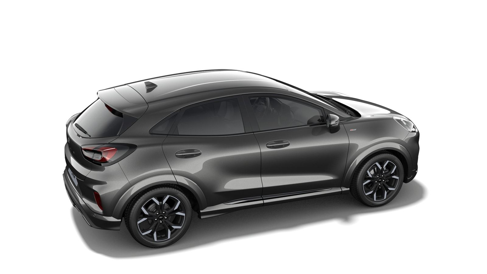 """Nieuw Ford Puma ST-Line X 1.0i EcoBoost mHEV 125ps 2ZQ - Metaalkleur """"Magnetic"""" 3"""