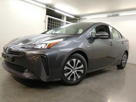 Demo Toyota Prius Liftback 1.8 CVT HSD Lounge LHD 1G3 - DARK GREY METALLIC
