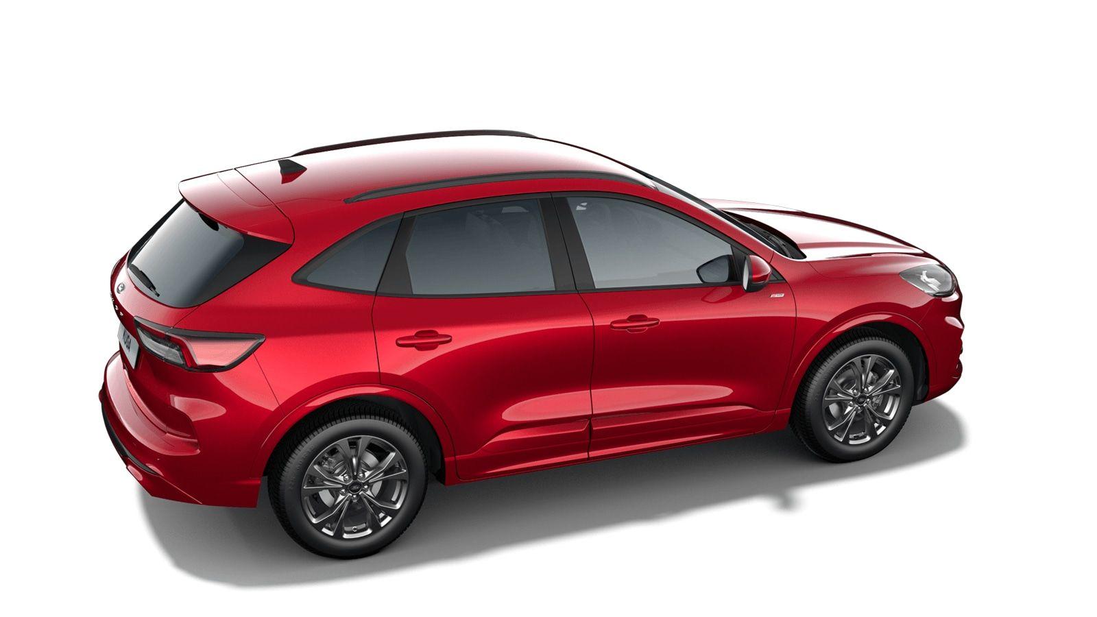 "Demo Ford All-new kuga ST-Line X 1.5 EcoBoost 150pk M6 NYE - ""Lucid Red"" Exclusieve metaalkleur 3"