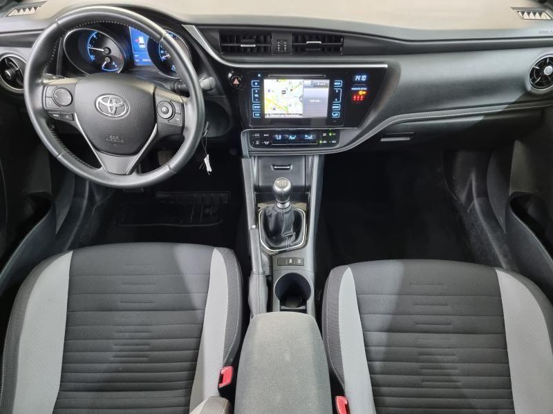 Occasie Toyota Auris Touring Sports 1.6 Diesel MT Comfort LHD 8U6 - DENIM BLUE METALLIC (8U6) 5