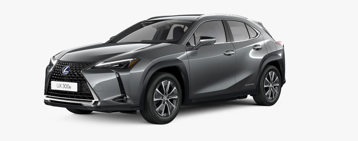 Demo Lexus Ux ev Crossover Electric AT Privilege Line LHD 1H9 - Mercury Grey 1