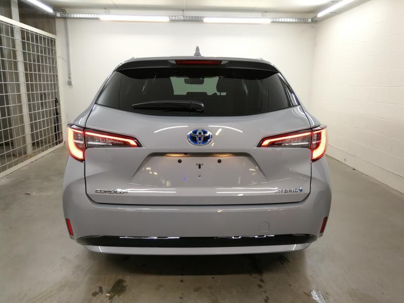 Occasie Toyota Corolla hb & ts Touring Sports 1.8HYBRID e-CVT ACTIVE TECH 8