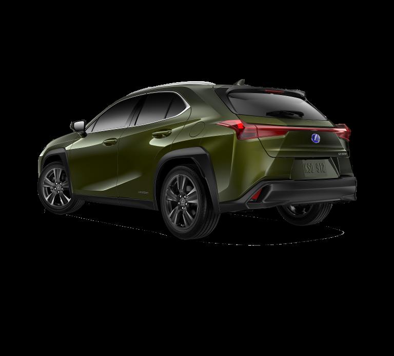 Nieuw Lexus Ux Crossover 2.0L HEV E-CVT 2WD Executive L 6X4 - Terrane Khaki 2