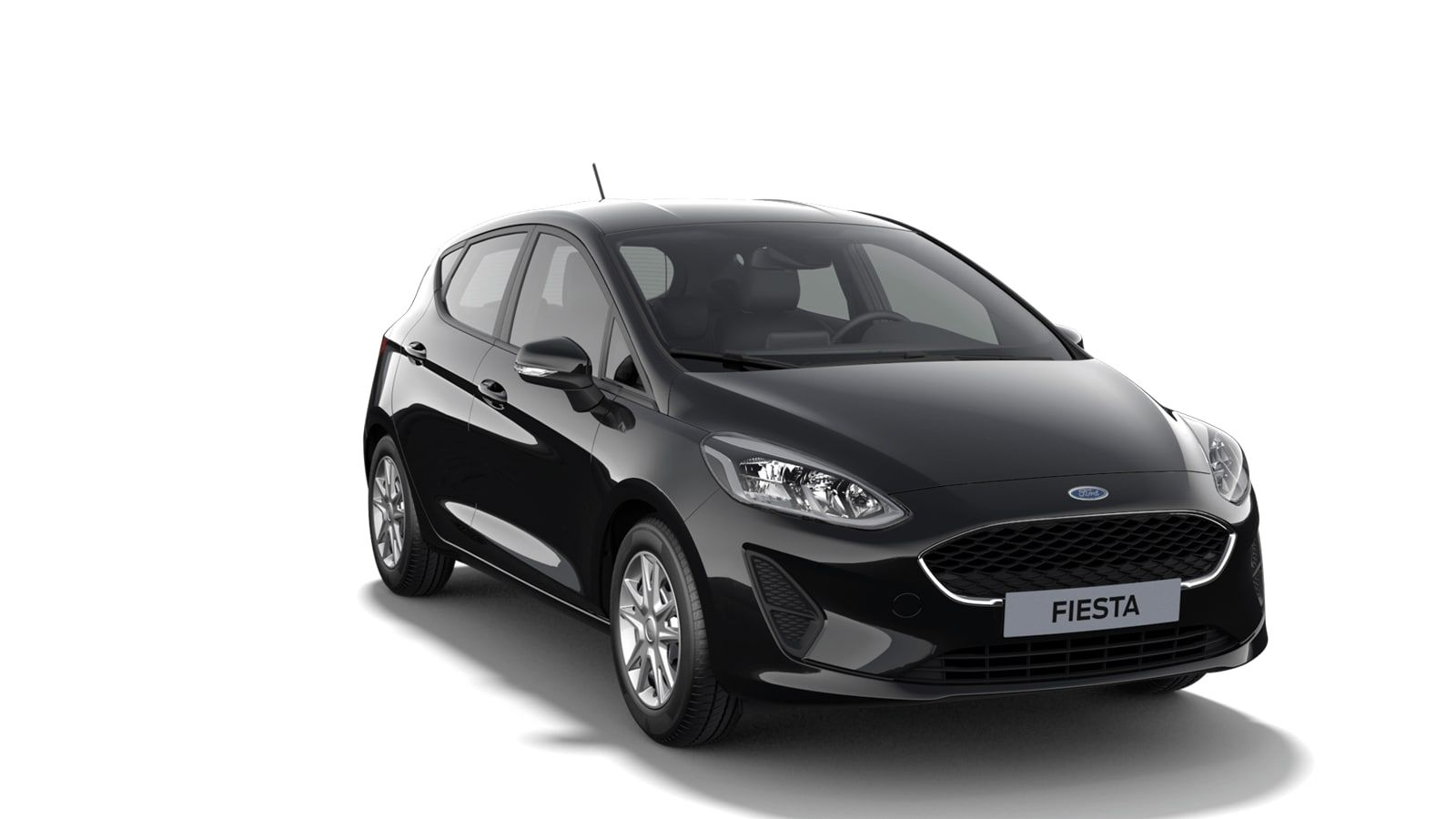 """Nieuw Ford All-new ford fiesta Connected  1.0i EcBst 95pk / 70kW M6 5d JKD - Metaalkleur """"Agate Black"""" 2"""
