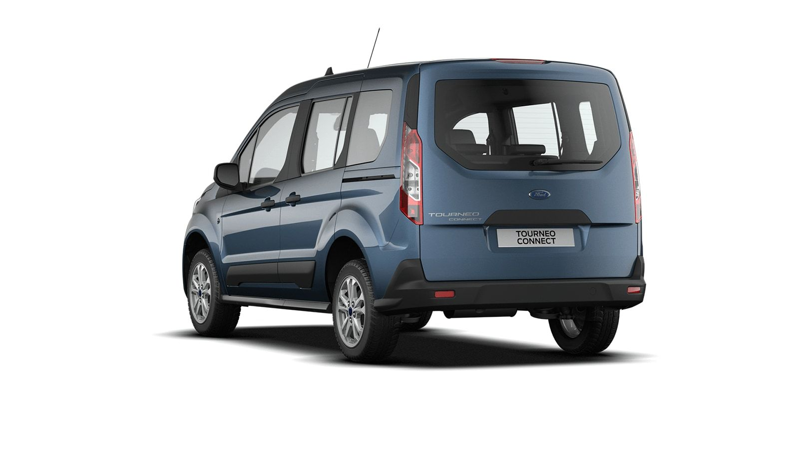 "Nieuw Ford Tourneo connect v408 Tourneo - Trend - 1.5 Duratorq TDCi 120ps / 88kW (270Nm) A8 US5 - Niet-metaalkleur ""Frozen White"" 2"