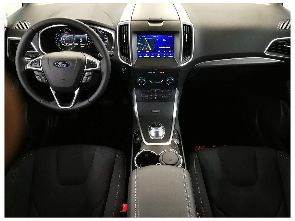 "Demo Ford S-max Titanium 2.0 TDCi 190pk / 139kW A8 5d 9IG - ""Chrome Blue"" metaalkleur 6"