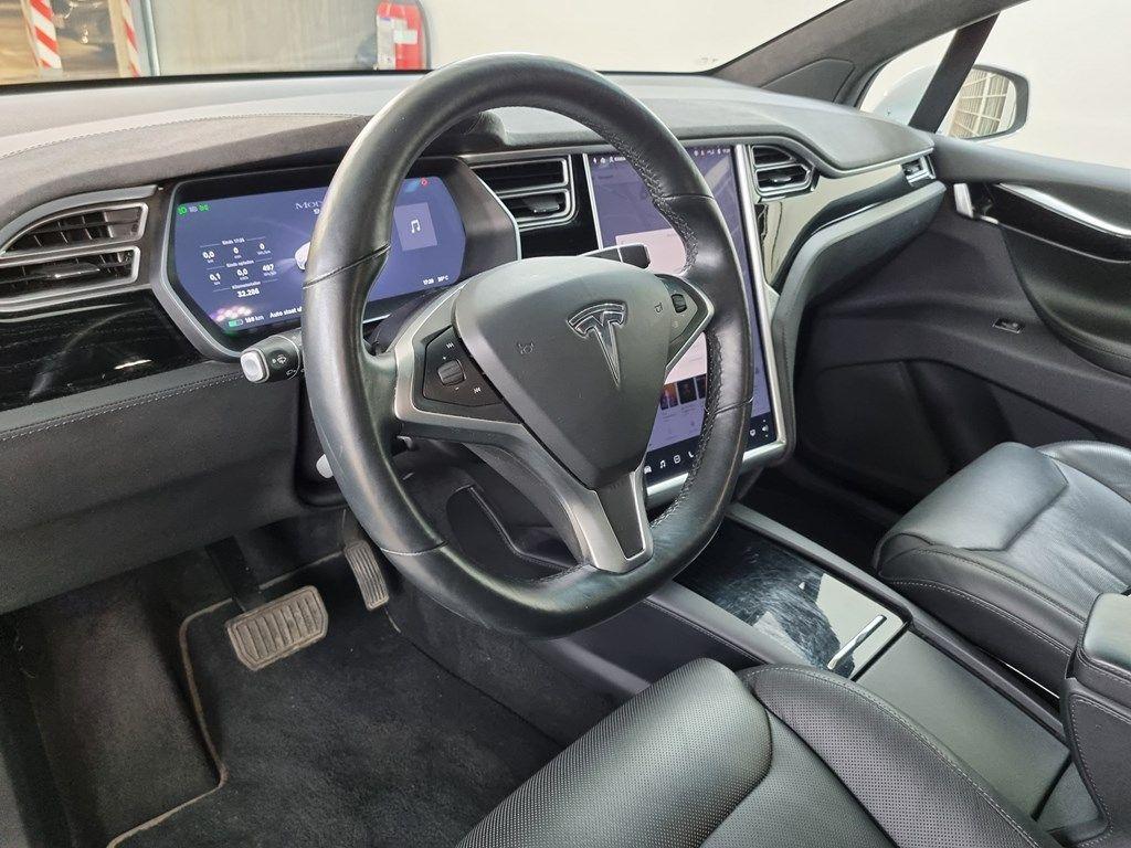 Occasie Tesla Model x 90D 4