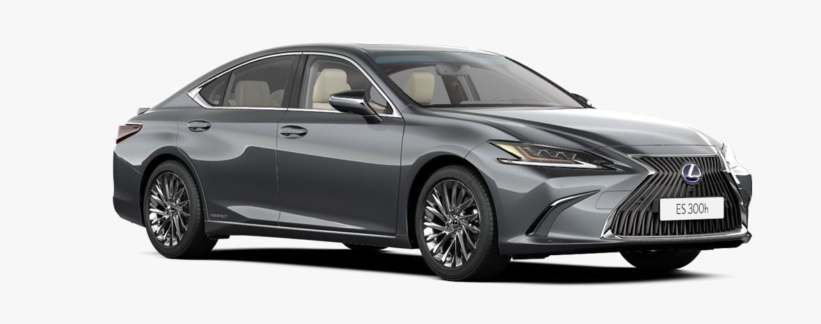 Demo Lexus Es Sedan 2.5 TNGA HV CVT Executive Line LHD 1H9 - Mercury Grey 2