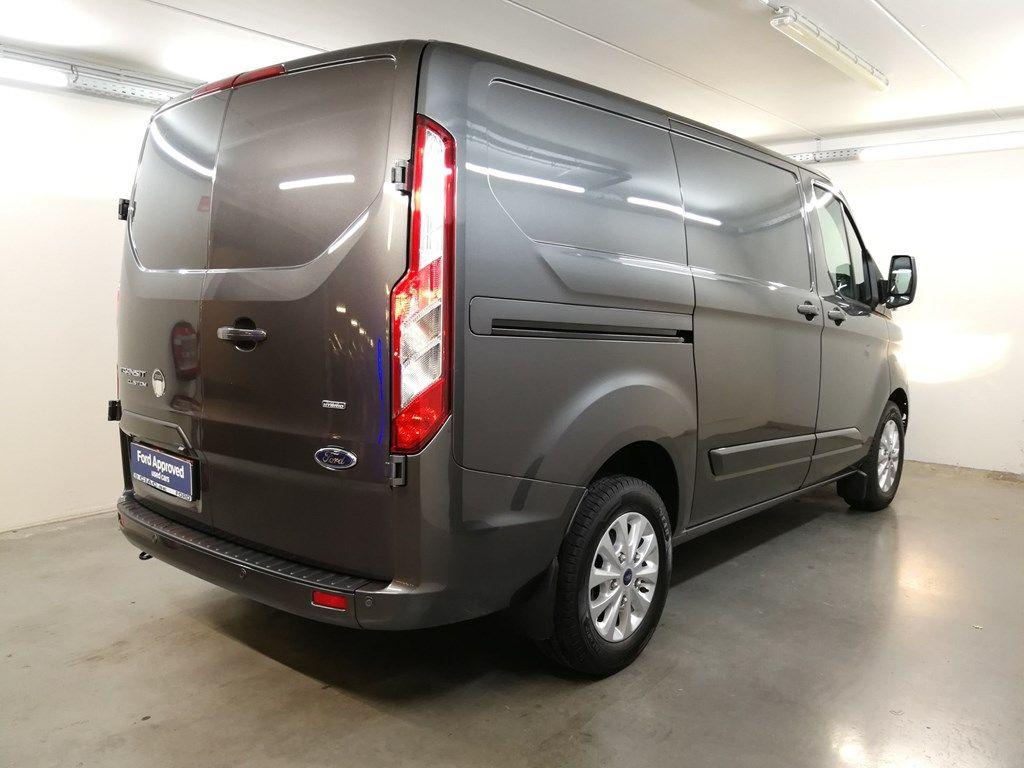 Demo Ford Transit custom 340S  Bestelw L1 lim 92/125pHEV BYQ - Metaalkleur: Magnetic 11