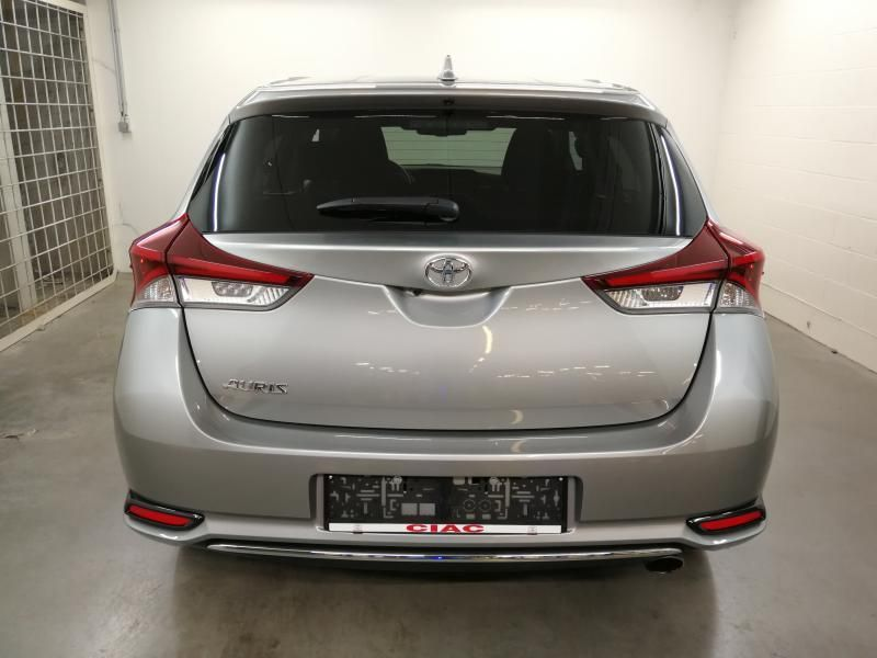 Demo Toyota Auris 5 d. 1.2 Turbo petrol 6 MT Style LHD 1G6 - GRANITE GREY METALLIC 8