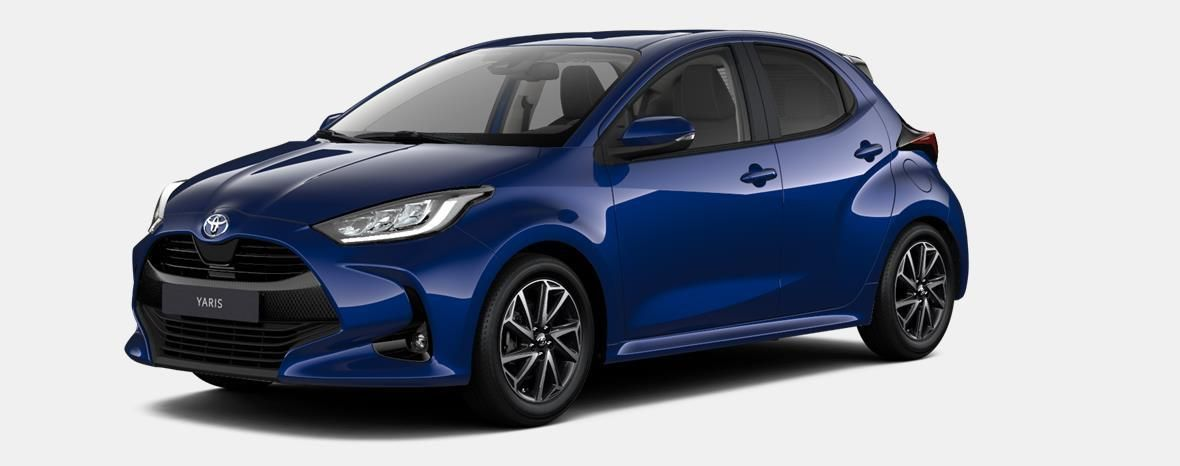 Nieuw Toyota Yaris 5 d. 1.5 VVT-iE 6MT Iconic LHD 8W7 - COBALT BLUE METALLIC 5