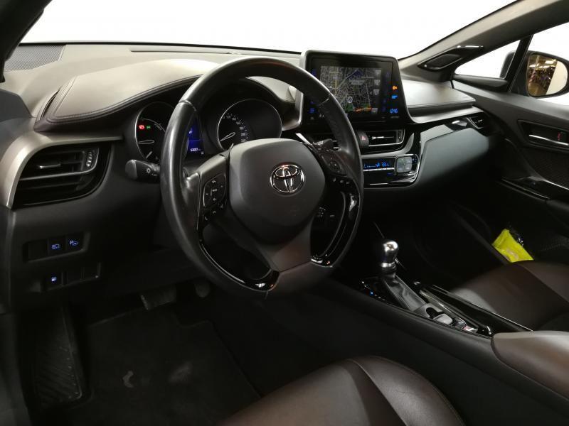 Occasie Toyota Chr TOYOTA C-HR - 5 doors - 1.8 CVT HSD TC - C-BUSINES 5