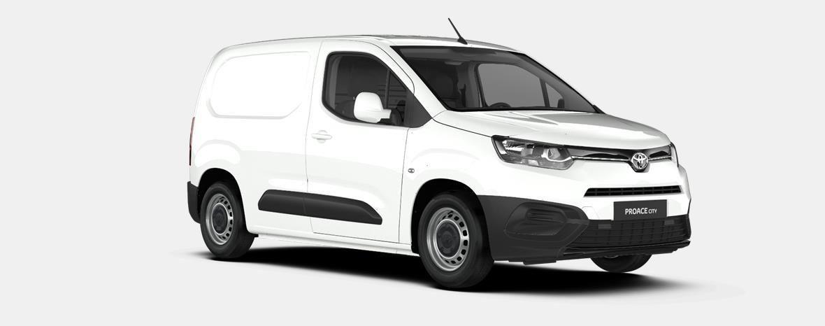 Nieuw Toyota Proace city Panel Van SWB 1.5L Diesel 100hp MT Activ EWP - WHITE 4