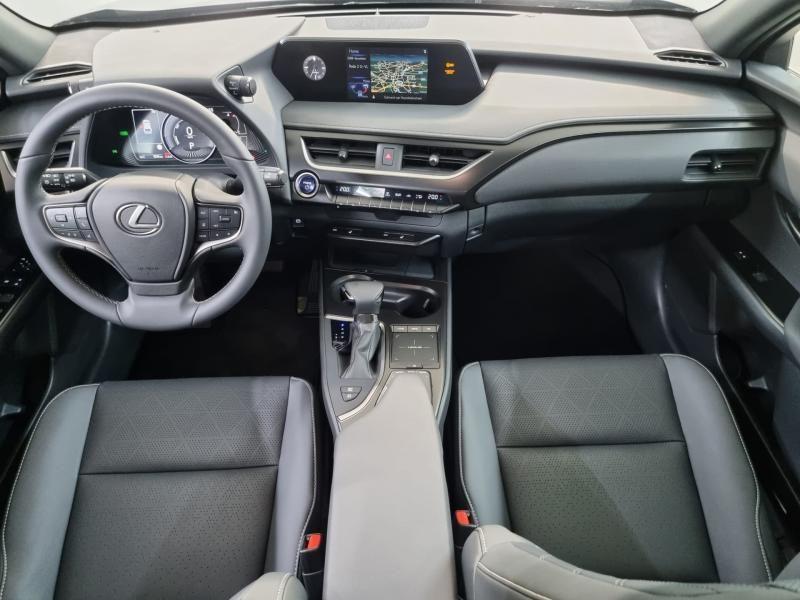 Demo Lexus Ux Crossover 2.0L HEV E-CVT 2WD Business Li 1H9 - Mercury Grey 7