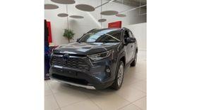 Nieuw Toyota Rav4 5 d. 2.5 Hybrid 2WD e-CVT Premium Plus L 1G3 - DARK GREY METALLIC