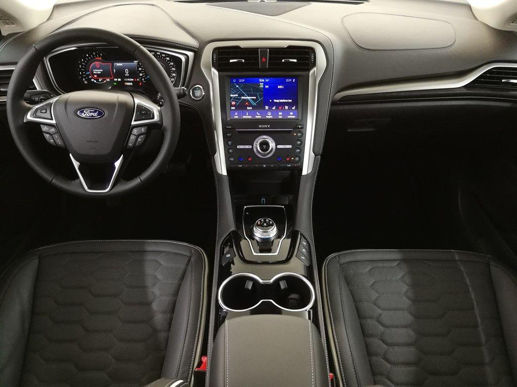 "Demo Ford Mondeo Vignale 2.0 Ecoblue 190ps / 139kW A8 Cl RJ2 - ""Blue Panther Vignale"" speciale metaalkleur 6"