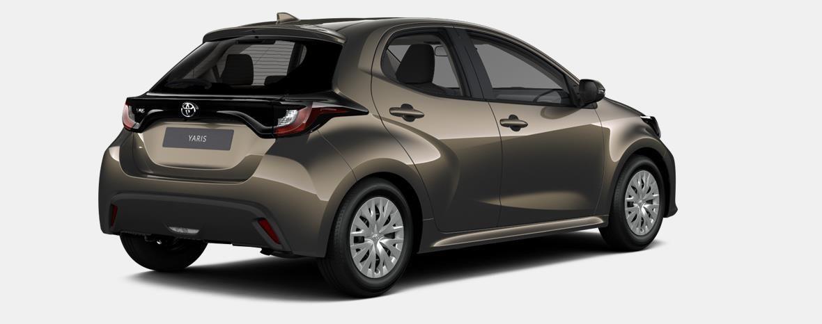 Nieuw Toyota Yaris 5 d. 1.5 Hybrid e-CVT Iconic LHD 6X1 - OXIDE BRONZE METALLIC 4