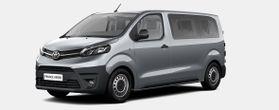 Nieuw Toyota Proace verso MEDIUM 2.0D 140hp MT MPV LHD EVL - DARK GRAY METALLIC
