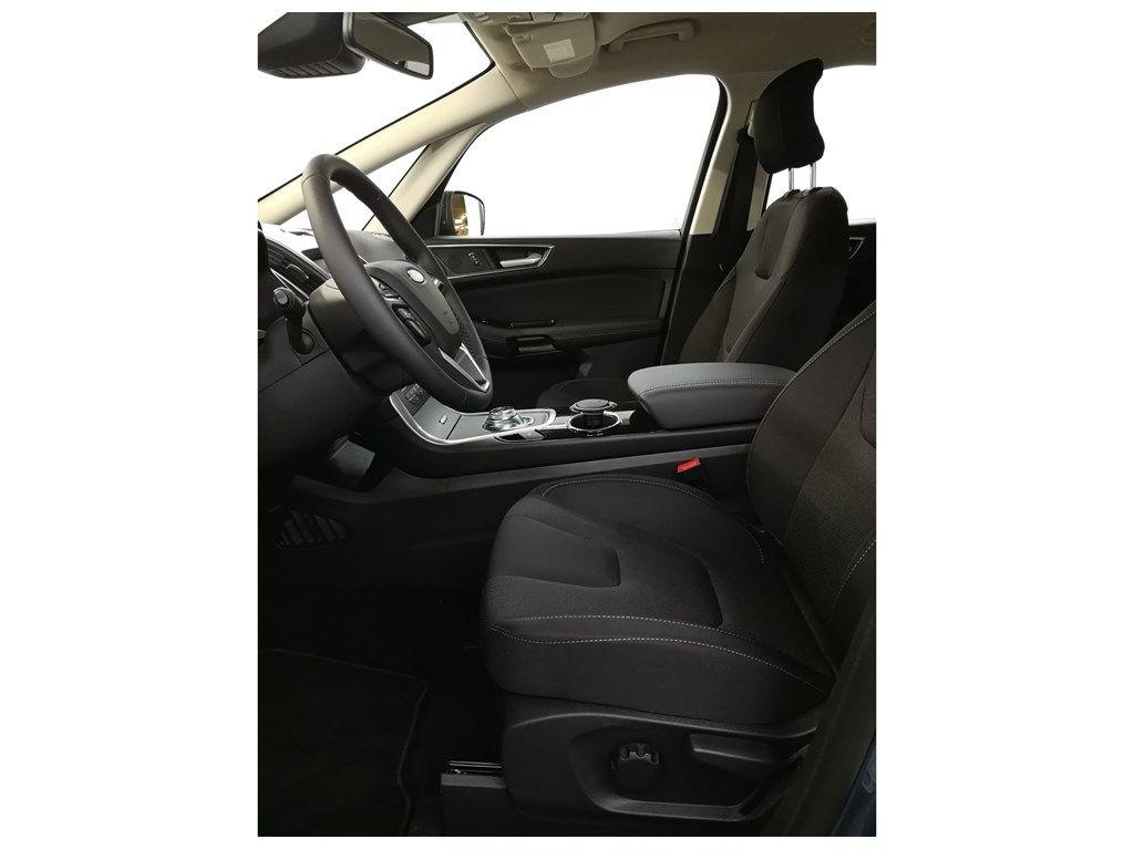 "Demo Ford S-max Titanium 2.0 TDCi 190pk / 139kW A8 5d 9IG - ""Chrome Blue"" metaalkleur 4"
