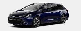 Demo Toyota Corolla hb & ts Touring Sports 1.8 e-CVT Hybrid CVT Prem 8X8 - DARK BLUE METALLIC