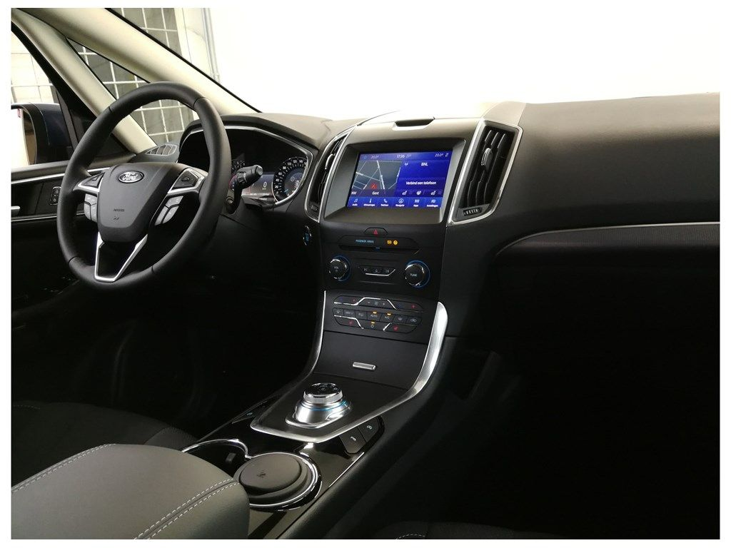 "Demo Ford S-max Titanium 2.0 TDCi 190pk / 139kW A8 5d 9IG - ""Chrome Blue"" metaalkleur 11"