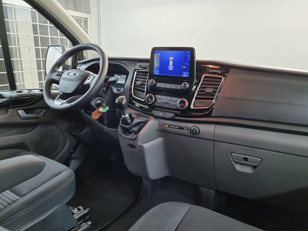 Occasie Ford Transit custom 320L Multi use: bestelwagen met dubbele cabine L2 Limited M6 12
