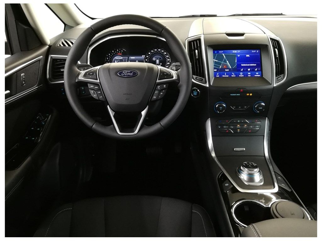 "Demo Ford S-max Titanium 2.0 TDCi 190pk / 139kW A8 5d 9IG - ""Chrome Blue"" metaalkleur 3"