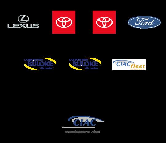 CIAC - dé specialist in Ford, Toyota en Lexus