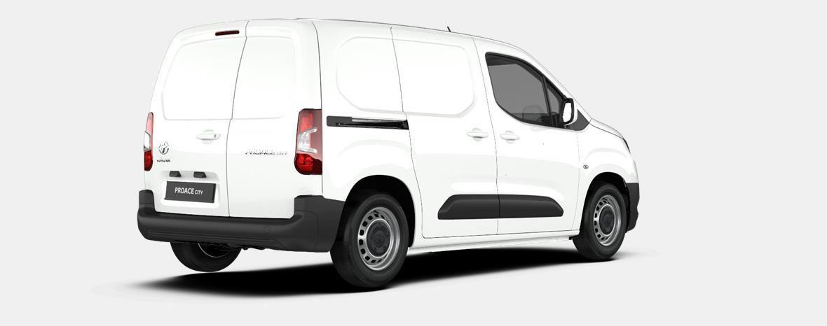 Nieuw Toyota Proace city Panel Van SWB 1.2L Petrol MT Active LHD EWP - WHITE 3