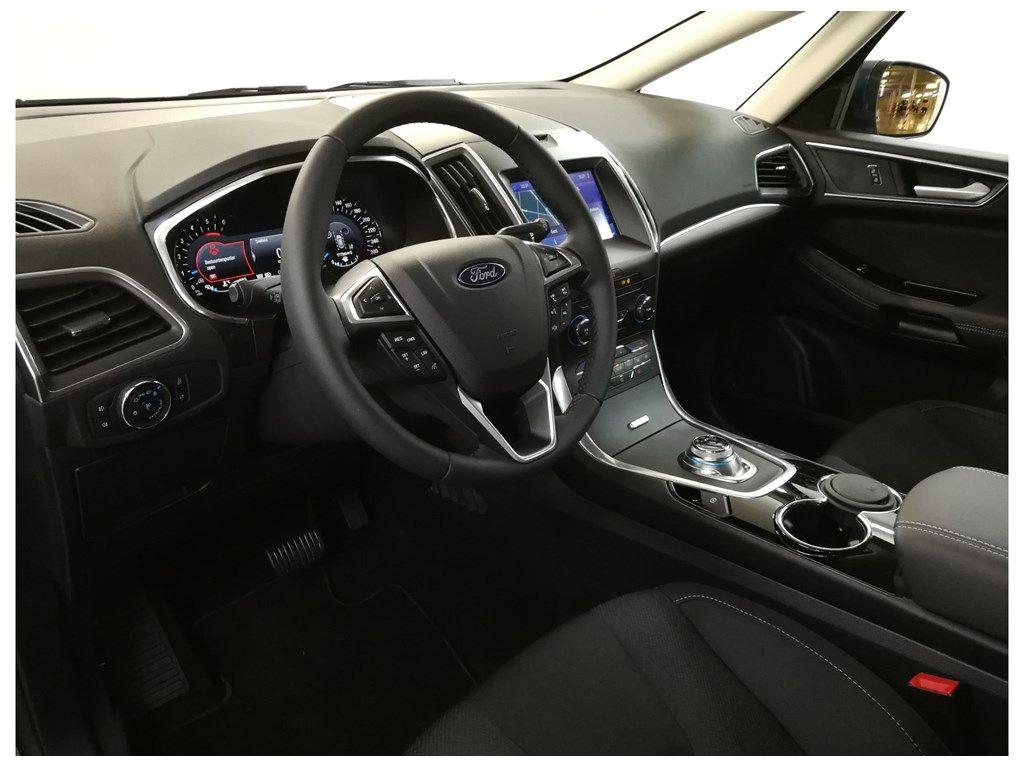 "Demo Ford S-max Titanium 2.0 TDCi 190pk / 139kW A8 5d 9IG - ""Chrome Blue"" metaalkleur 5"